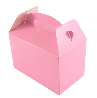 Oaktree Party Box 100mm x 154mm x 92mm 6pcs Lt. Pink No.21 - Accessories